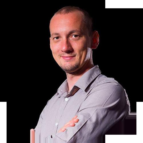 Michał Pisańczuk - specjalista wdziedzinie stron isklepów internetowych.