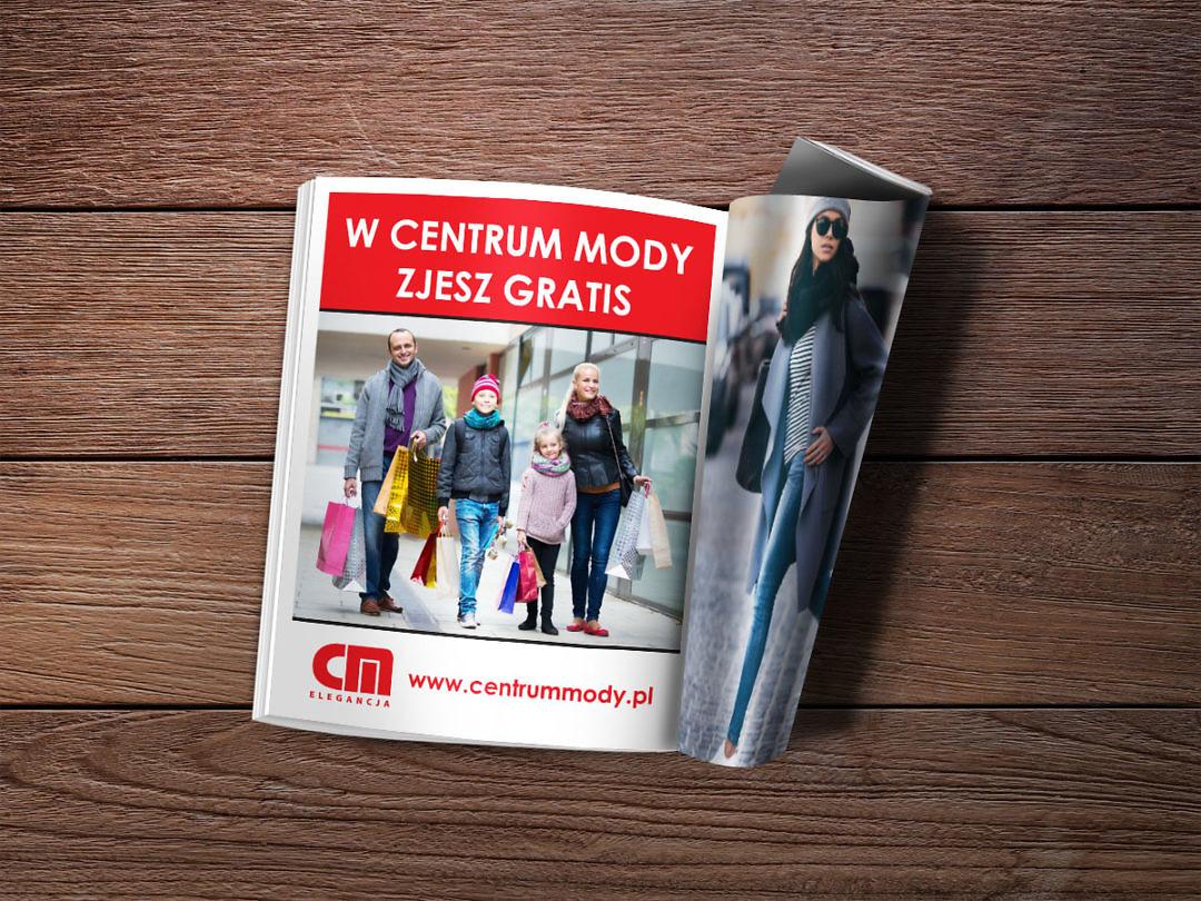 Centrum Mody Nadarzyn – Reklama wprasie